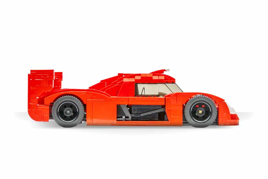 1998 LEGO® Toyota GT-One LM-GTP